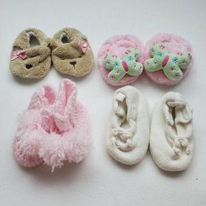 Infant Girl Shoe Lot